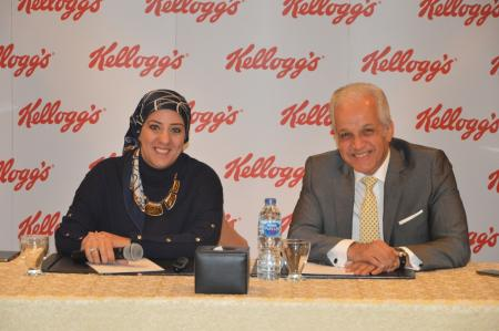 Kellogg Company Signs Long Term Partnership Agreement With The